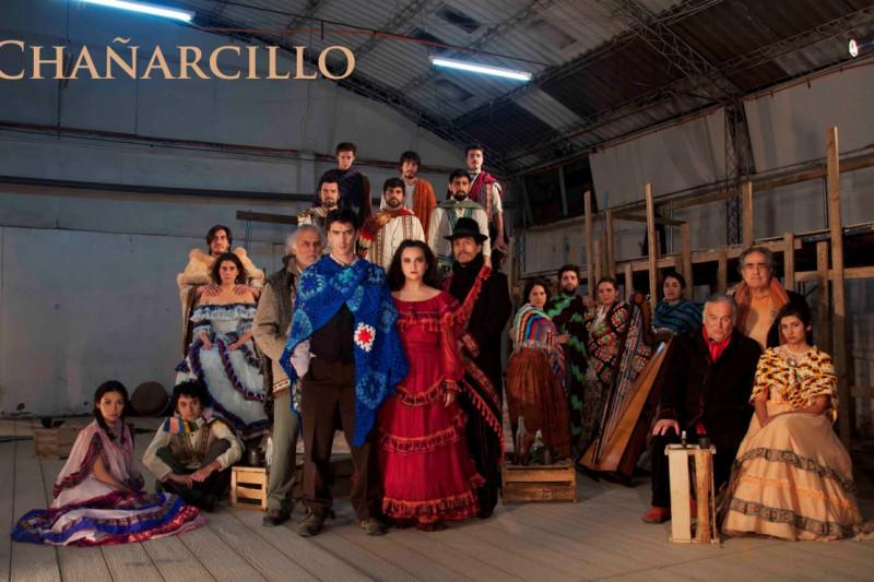 """Teatro, música y cinematografía se unen para dar vida a """"Chañarcillo"""""""