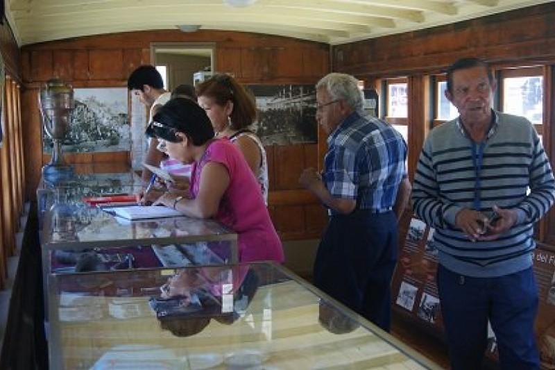 Museo Ferroviario estrena su reposición