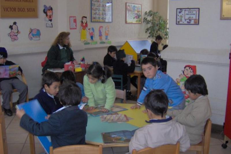 Biblioteca Municipal: entretención asegurada