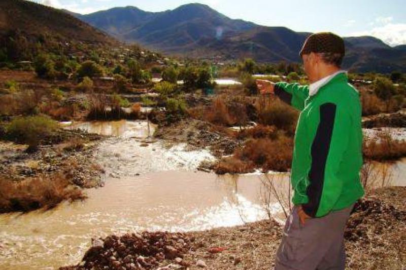 Municipios limarinos hacen sus evaluaciones tras la lluvia