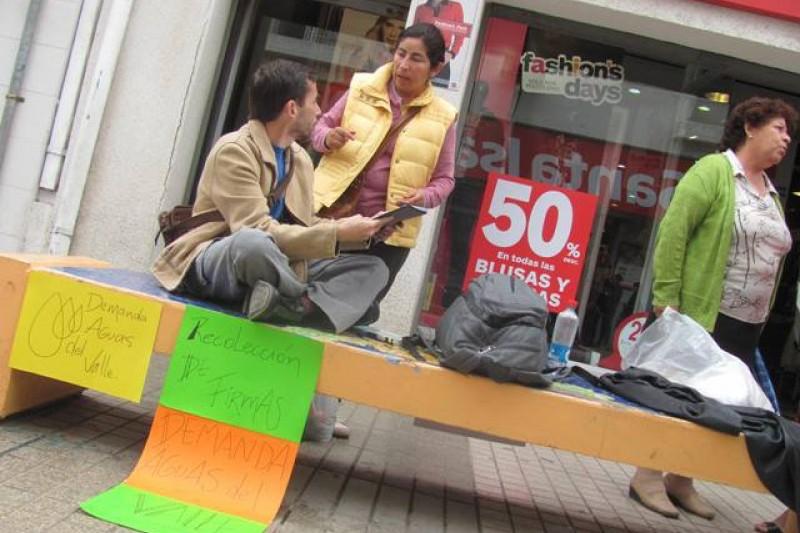 Agrupaciones ciudadanas buscan respaldo para denunciar calidad del agua potable