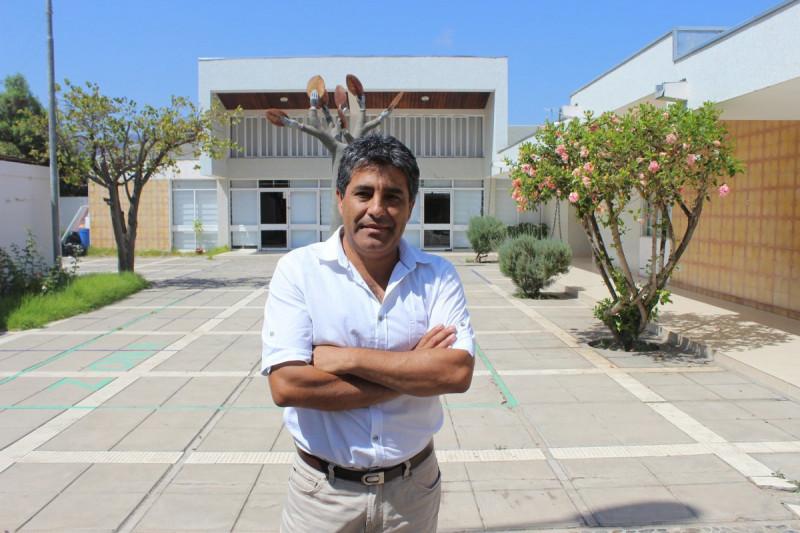 """Raúl Tello, concejal y precandidato PPD: """"Tengo una mirada diferente a la que tiene el actual alcalde y han tenido otras autoridades"""""""