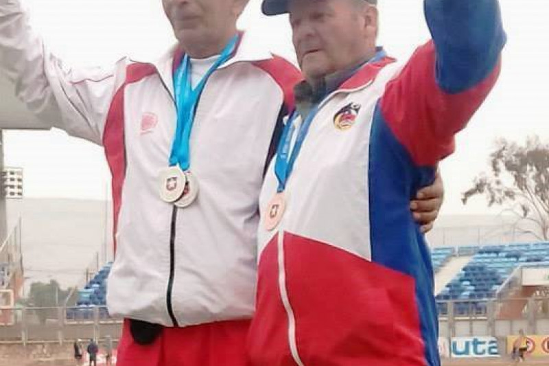 Atleta sénior de Monte Patria logra oro en competencia nortina