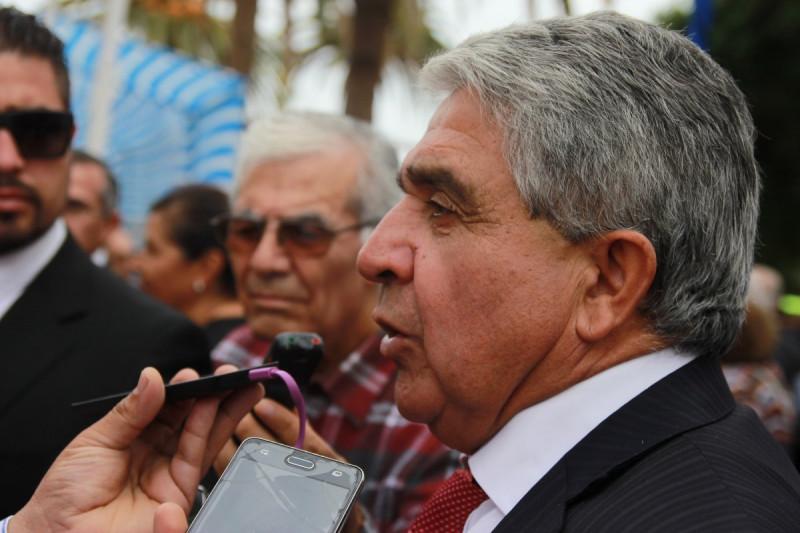 Alcalde espera reunirse con Miguel Nasur para pedirle el club