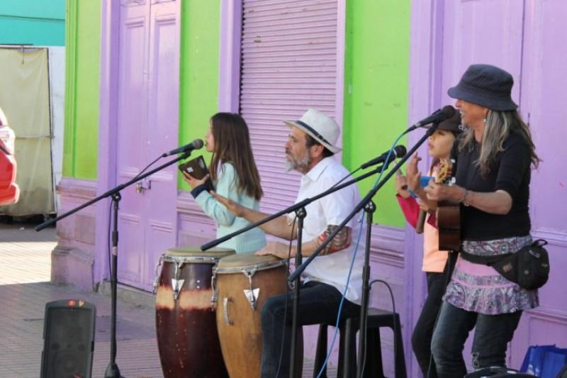 Familia musical llega a Ovalle