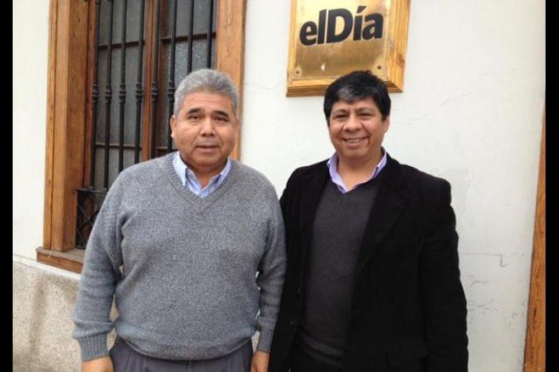"""Solercio Rojas: """"Acá hay un descontento con lo sucedido con el terremoto"""""""